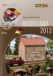 Каталог - Faller 2012 - За модели с мащаб HO, N и Z -