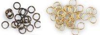 Метални пръстени - Ø 2 mm - Резервни части за корабни модели и макети - продукт