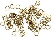 Метални пръстени - Ø 4 mm - Резервни части за корабни модели и макети - продукт
