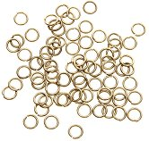 Комплект месингови пръстени - Резервни части за корабни модели и макети -