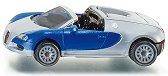 """Автомобил - Бугати Вейрон Гранд Спорт - Метална количка от серията """"Super: Private cars"""" -"""