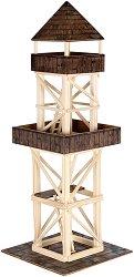 Наблюдателна кула - Сглобяем модел от дърво - макет