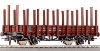 Вагон за превоз на дълги товари - ЖП модел -