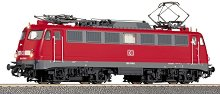 Електрически локомотив BR 110.3 - ЖП модел - макет