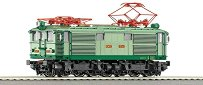 Електрически локомотив E1000 - ЖП модел - макет