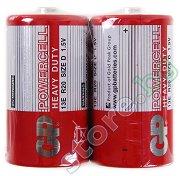 Батерия D - Въглерод-Цинкова (13E) - 2 броя -