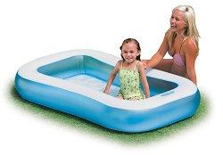 Правоъгълен детски басейн - Надуваема играчка -