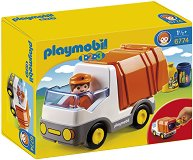 Камион за отпадъци - несесер