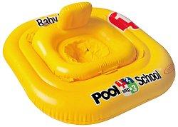 """Бебешки пояс - седалка - Надуваема играчка от серията """"Pool School"""" - творчески комплект"""