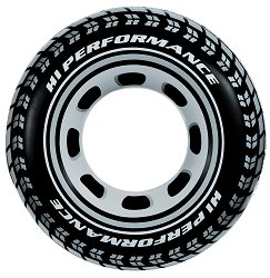 Пояс - Автомобилна гума - играчка