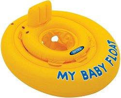 Надуваем бебешки пояс със седалка - Аксесоар за плуване - играчка