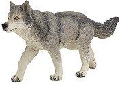 Сив вълк - Фигура от серията Животните в гората - фигура