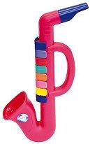 Мини саксофон с 8 клавиша - играчка
