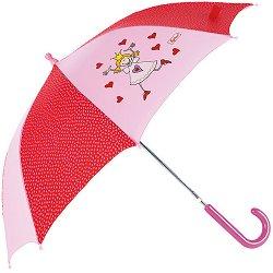 Детски чадър - Pinky Queeny - детски аксесоар