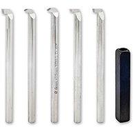 Комплект от мини стругарски ножове - Инструменти за моделизъм -