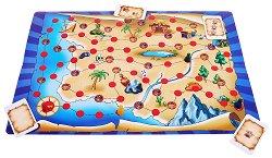 Островът на съкровищата - Занимателна игра - игра