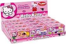 """Hello Kitty - Детски мини конструктор от серията """"Hello Kitty"""" - детски аксесоар"""