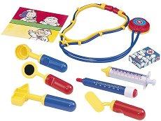 Детски докторски инструменти - творчески комплект