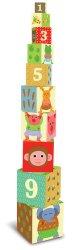 Кубчета - Животни - играчка