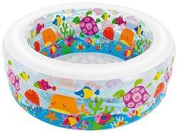 Детски басейн - Морски свят - играчка
