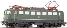 Електрически локомотив BR 140 - ЖП модел - макет
