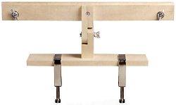 Дървена стяга - Инструмент за сглобяване на модели и макети - макет