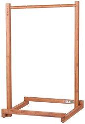 Дървена стойка за бебешки хамак - Яита