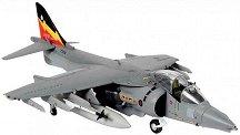Изтребител - BAe Harrier GR Mk. 7/9 - Сглобяем авиомодел -