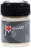 Боя за стъкло - GlasArt - плътни цветове - Бурканче от 15 ml и 50 ml
