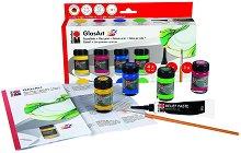 Бои за стъкло - GlasArt - Комплект за начинаещи