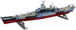 Боен кораб - USS Missouri - макет