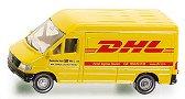 Пощенски микробус - DHL - количка
