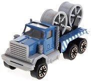 Камион превозващ кабели - играчка