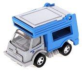 Автолаборатория - Метална количка - играчка
