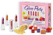 Създай сама червило - Gloss Party - Творчески комплект - продукт