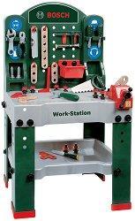 Детска работилница с инструменти - Bosch - играчка