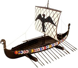 Дракар - Viking - макет