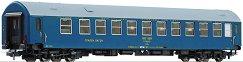 Спален вагон - Y WLAB - ЖП модел - макет