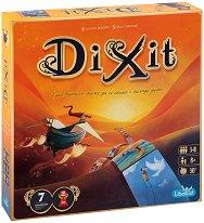 Dixit - Настолна игра - игра