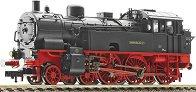 Парен локомотив - № 7 (76 002) - ЖП модел -