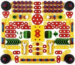 Детски конструктор - Maxi Set 2 -