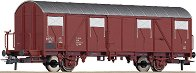 Товарен вагон - Boxcar DR - ЖП модел -