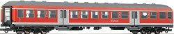 Локален пътнически вагон Regio - Втора класа - ЖП модел -