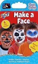 Боички за лице - Комплект от 6 цвята