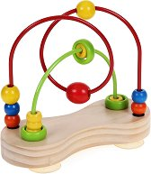 Спирала - Double bubble - Детска дървена играчка - играчка