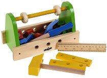 Сандъче с детски инструменти -