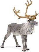 """Северен елен - Фигура от серията """"Животните в гората"""" - фигура"""
