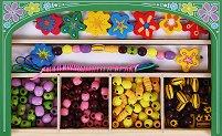 Направи сама - Бижута с цветя - детски аксесоар