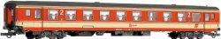Пътнически вагон Bmpoz - Втора класа - ЖП модел -