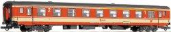 Пътнически вагон ABmpoz - Първа и втора класа - ЖП модел -